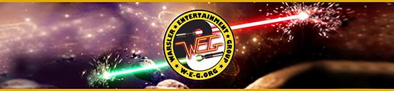 W – E – G Logo